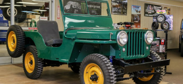 1945 CJ2A Willys