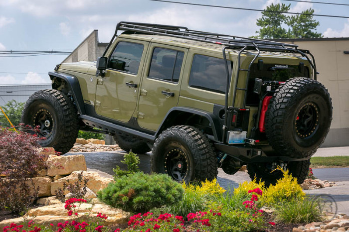 2013 Jeep Wrangler Rubicon V3 4 215 4