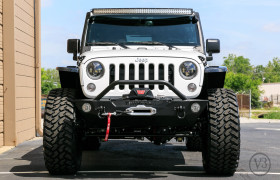 Project Tubesock | 2015 Jeep Rubicon