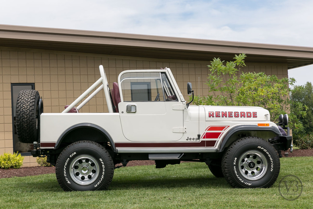 1984 Jeep Cj7 Renegade V3 4 215 4